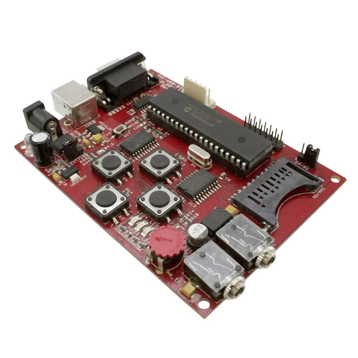 Vývojová deska Olimex PIC-USB-STK