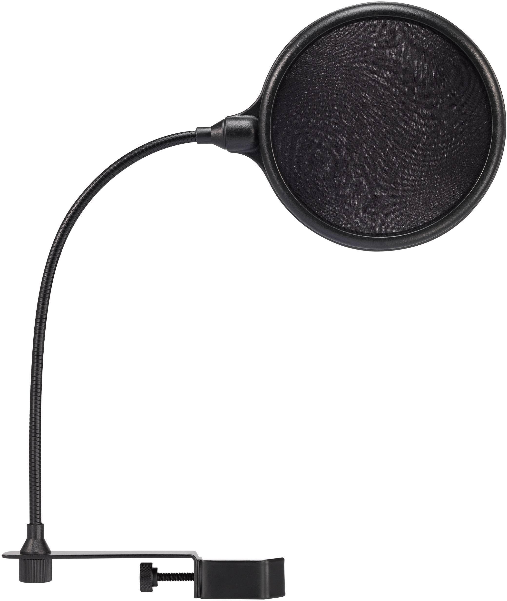 Mikrofónový pop filter Renkforce SPS-019