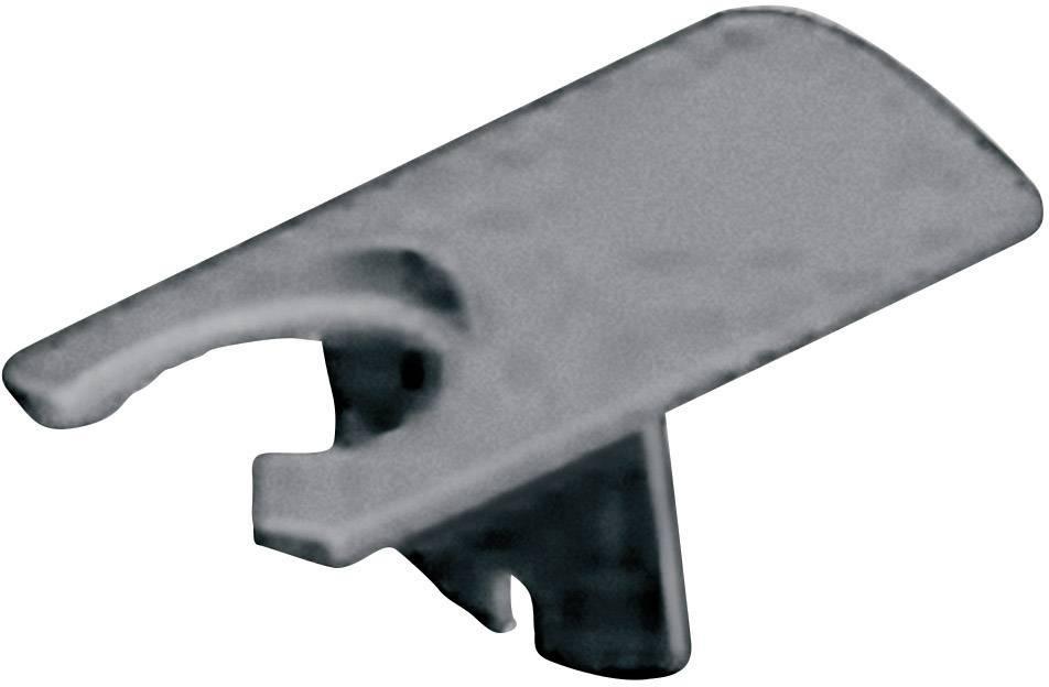 Spirálový kabel Serpa 5.04001.7043, tmavě šedá