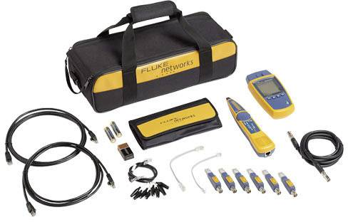 Tester inštalácie káblov Fluke Networks MS2-KIT Microscanner2 Professional Kit