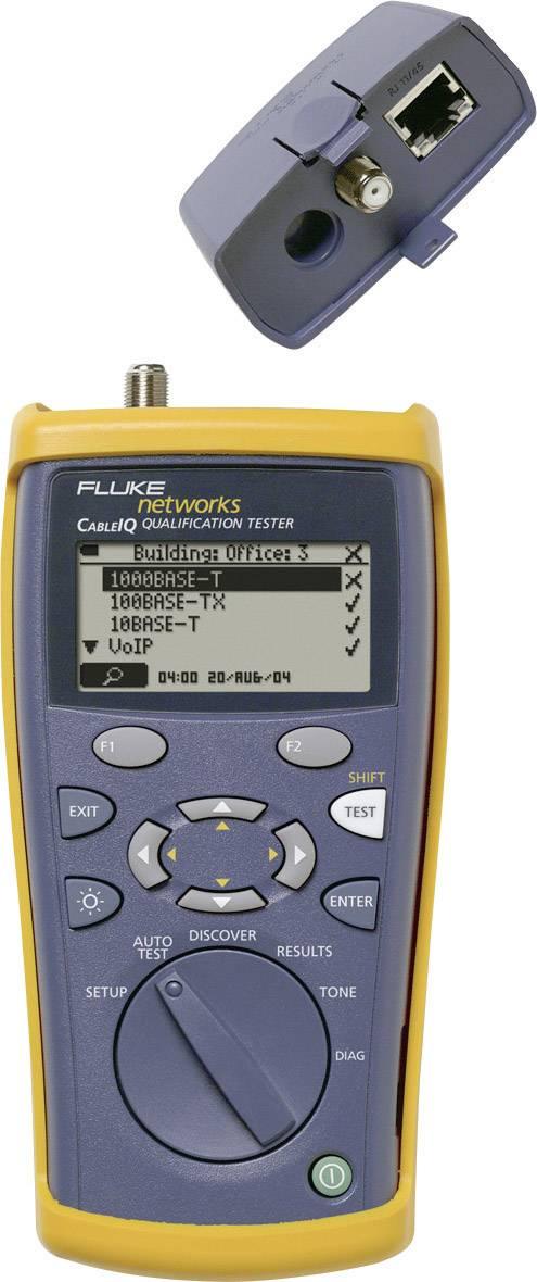 Tester káblov Fluke Networks CableIQ, CIQ-100