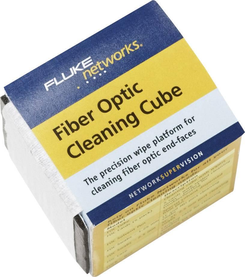 Platforma pre čistenie optických káblov Fluke Networks NFC-CUBE