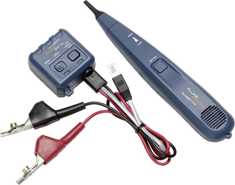 Bezdrôtový detektor vedenia s generátorom tónu Fluke Networks PRO3000, 26000900