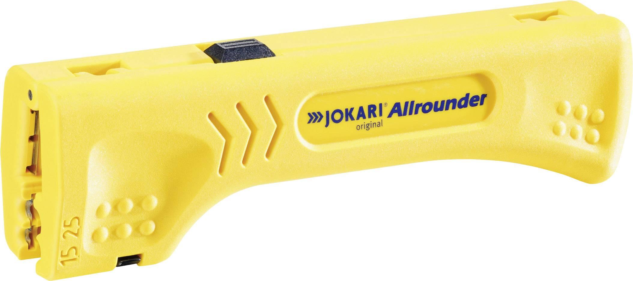 Odizolovač kabelů, Ø 4 - 15 mm / 1,5 - 50 mm², Jokari 30900