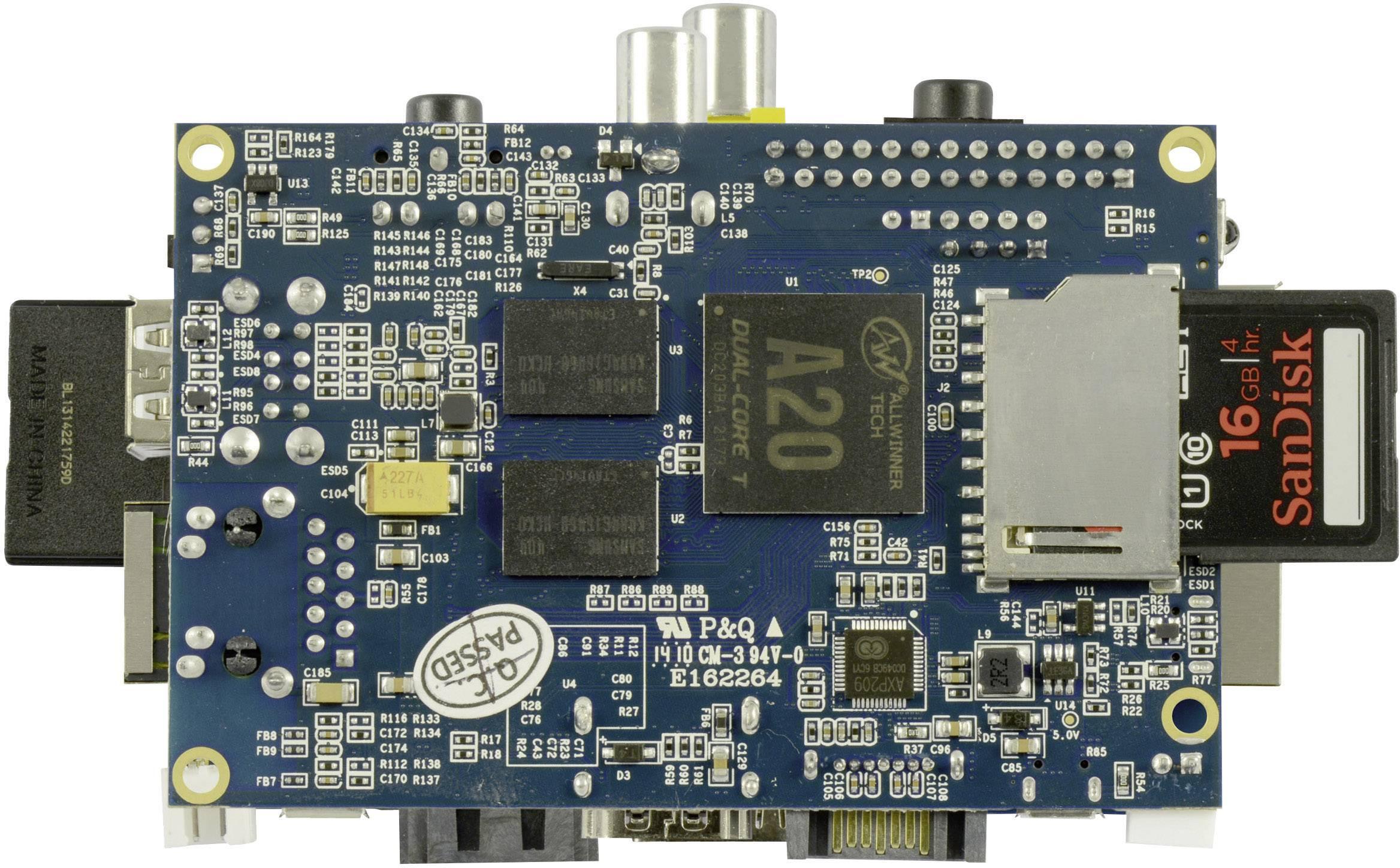 ALLNET Banana Pi Allnet banana pi board, 1 GB, bez operačného systému