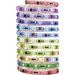 Kompletná sada LED pásikov Paulmann 70481, 12 V, 14 W, RGB, 300 cm
