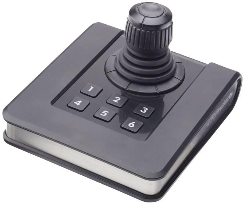 Joystick otočný prepínač APEM 100-350, USB, 1 ks