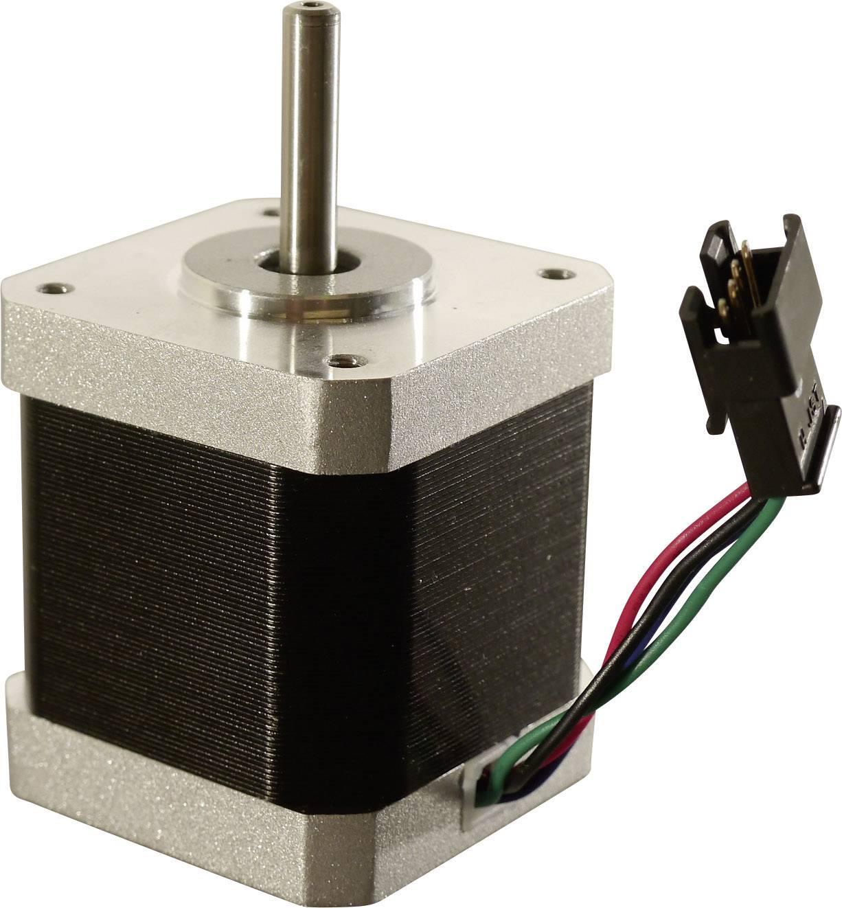 Motor extrudéru pro osy X/Y/Z pro 3D tiskárnu Renkforce RF1000, 4pólový