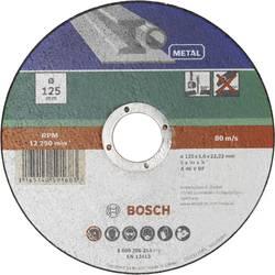 Řezný kotouč rovný Bosch Accessories 2609256314, A 46 T BF Průměr 115 mm 1 ks