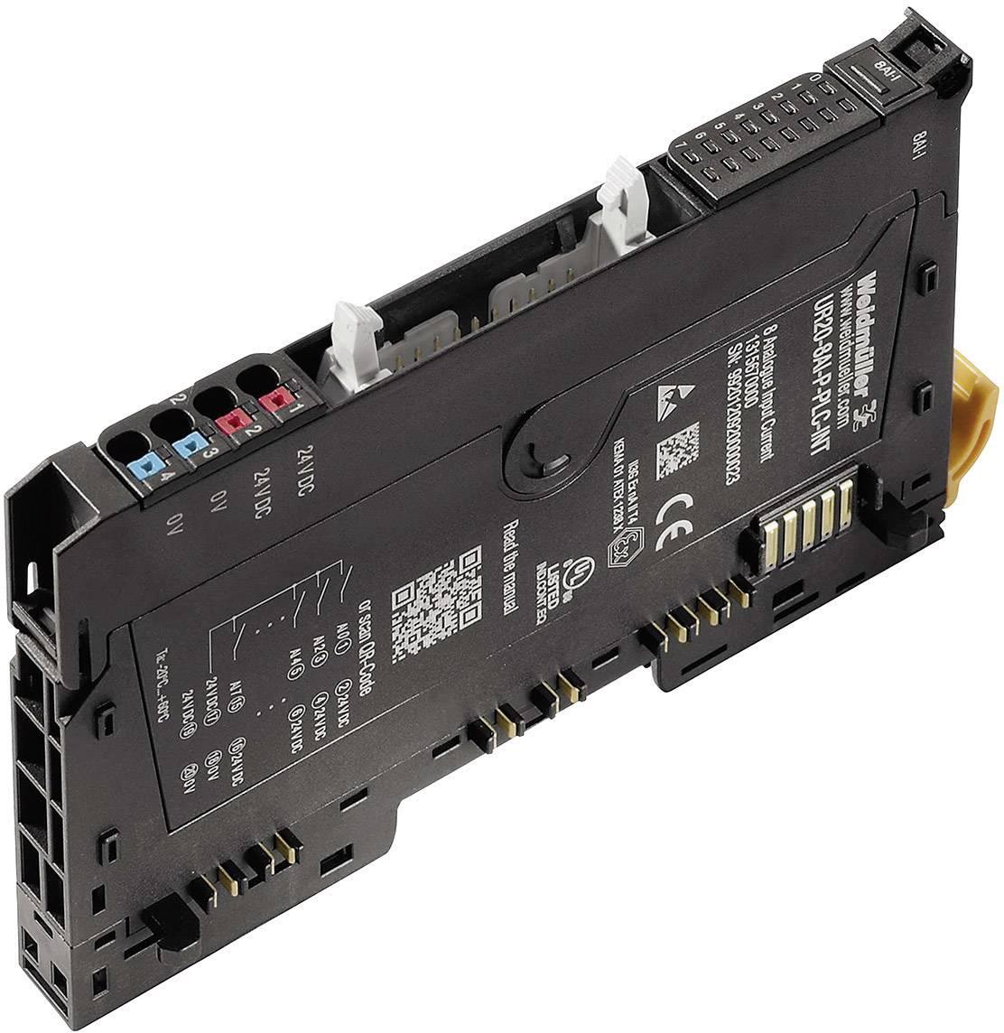 Rozšiřující modul pro PLC Weidmüller UR20-8AI-I-PLC-INT, 1315670000