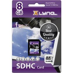 Karta SDHC, 8 GB, Xlyne 7308000 7308000, Class 10, UHS-I