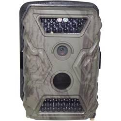 Fotopasca Berger & Schröter X-Trail HD, 12 MPix, čierne LED diódy, khaki hnedá (matná)