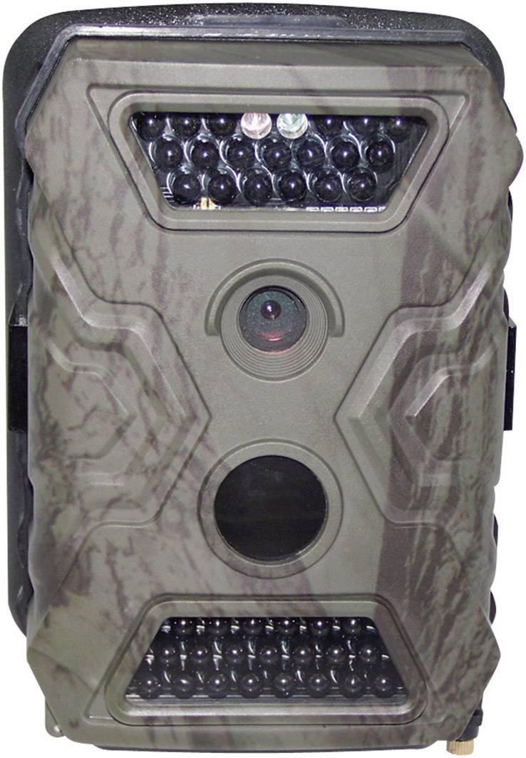 Fotopast Berger & Schröter X-Trail HD, 12 MPix, černé LED diody, khaki hnědá (matná)