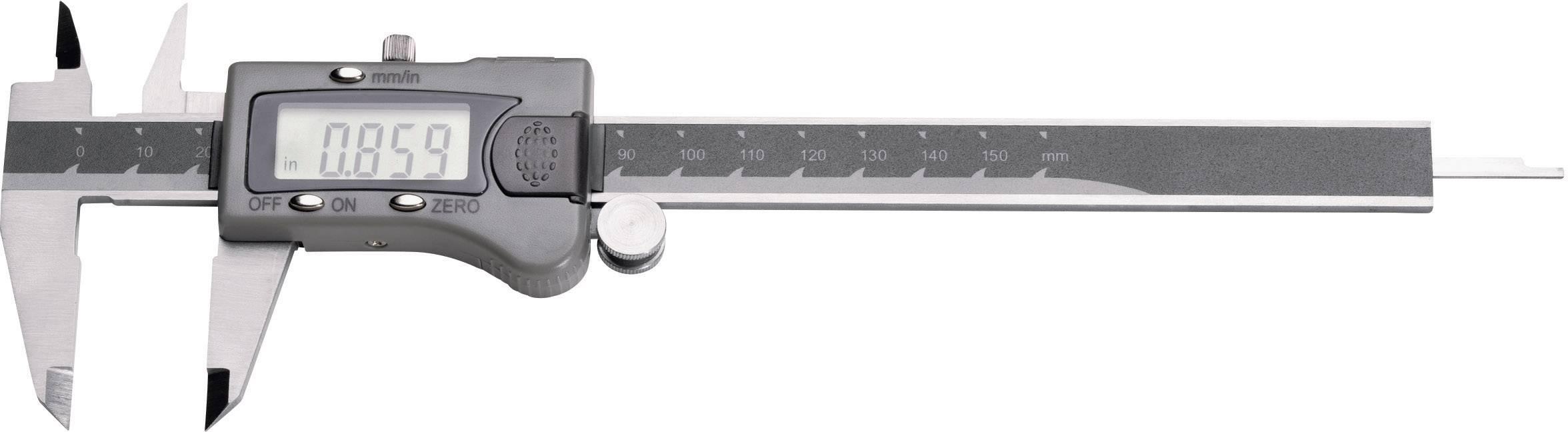 Digitálne posuvné meradlo Horex 2211716, rozsah merania 150 mm