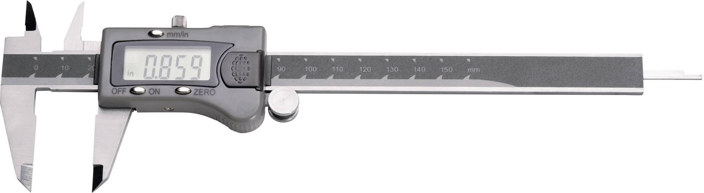 Digitální posuvné měřítko Horex 2211722, měřicí rozsah 300 mm, Kalibrováno dle podnikový standard (bez certifikátu) (own)