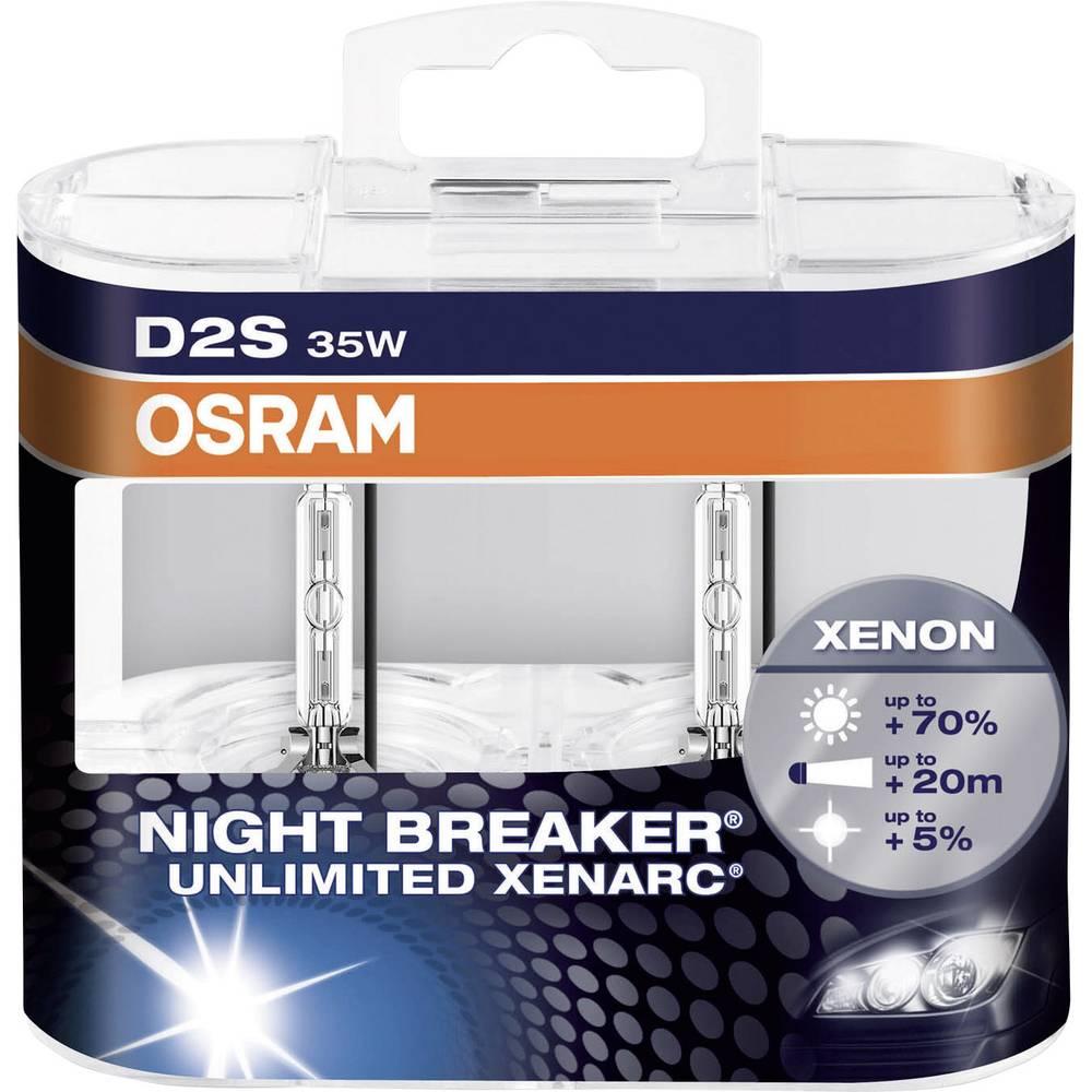 xenonov auto rovka osram xenarc night breaker unlimited. Black Bedroom Furniture Sets. Home Design Ideas