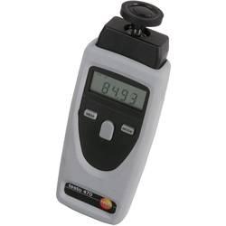 Optický otáčkoměr testo 0563 0465, 1 - 99999 ot./min, ISO, 1 - 99999 ot./min