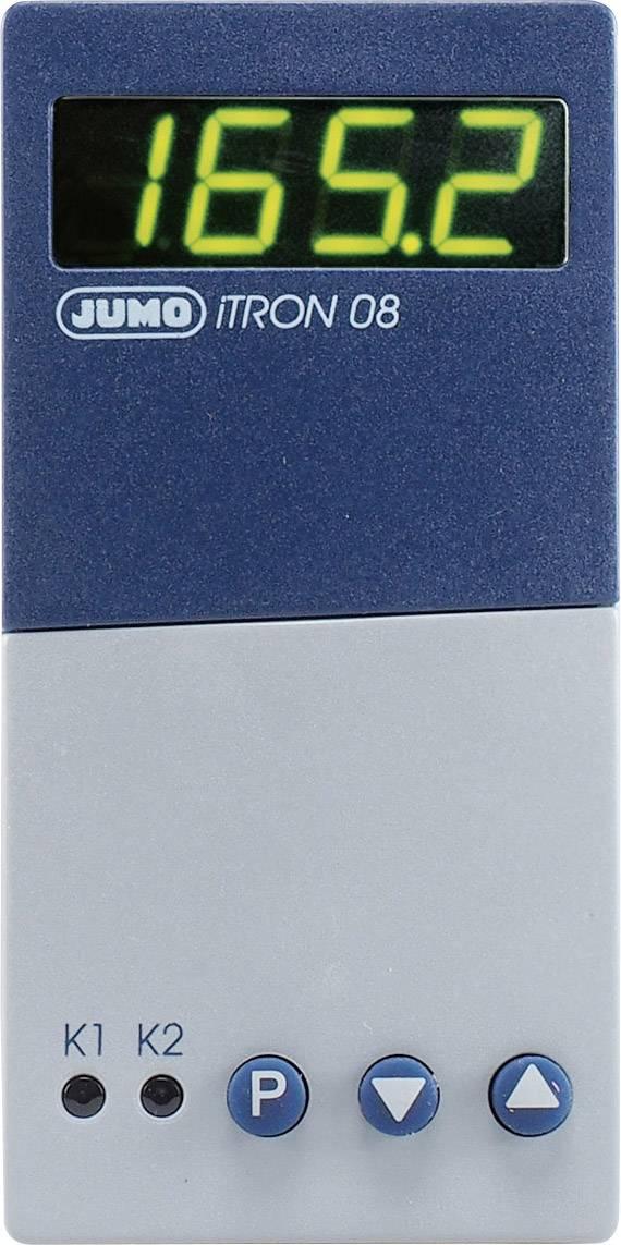 Regulátor mikroprocesoru JUMO iTRON 08 H, 110 - 240 V/AC