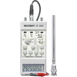 Měřič frekvence VOLTCRAFT FC-2500, 50 MHz-2.5 GHz, kalibrováno dle ISO