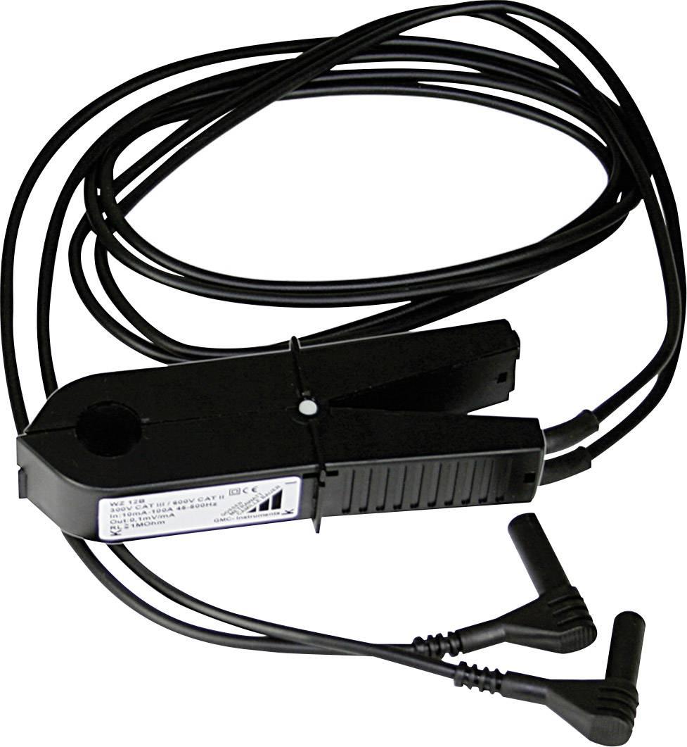 Klešťový proudový adaptér Gossen Metrawatt WZ12B, 10 mA - 100 A, 15 mm