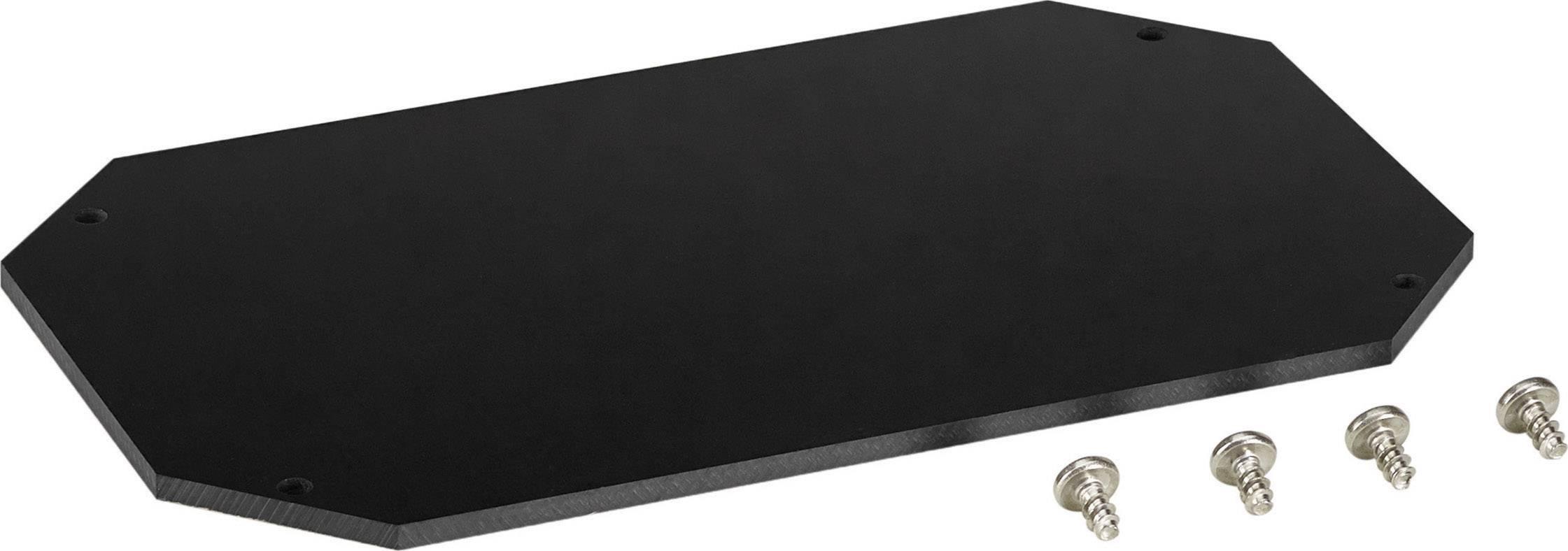 Montážna doska umelá hmota Fibox ARCA 8120743, (d x š) 400 mm x 300 mm
