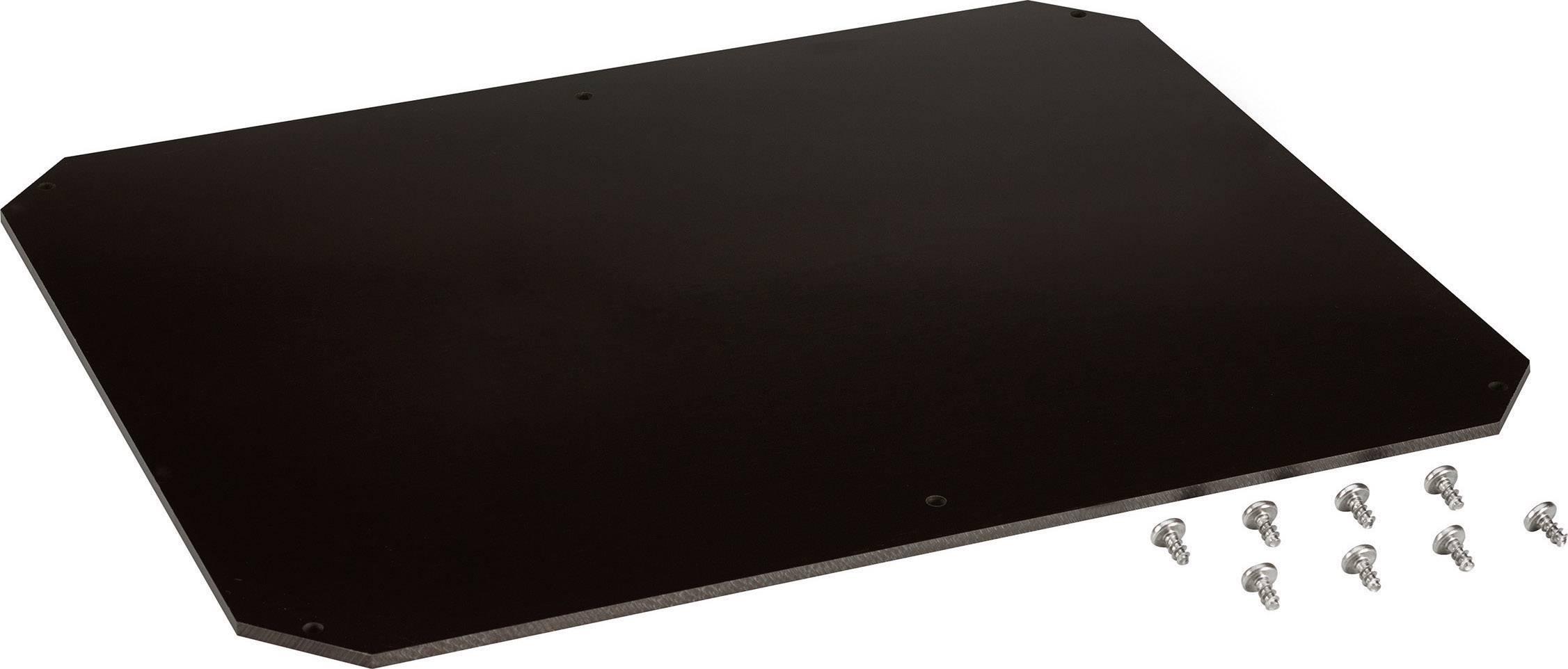 Montážní deska Fibox ARCA 8120745, (d x š) 500 mm x 400 mm, plast, 1 ks