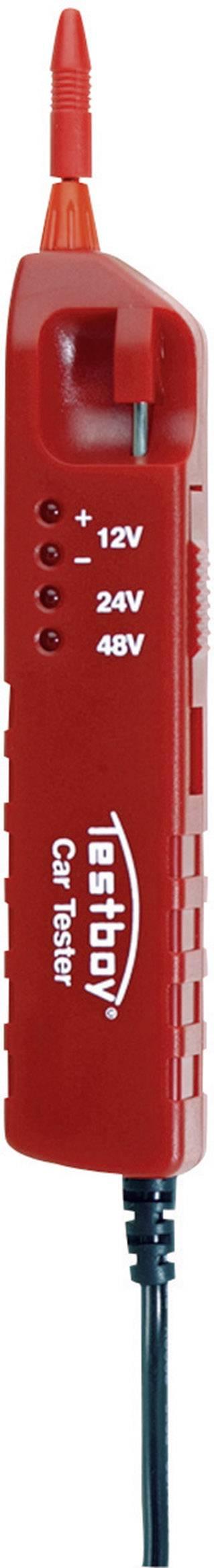 Zkoušečka napětí pro vozidla Testboy Cartester, 100.20049.0048