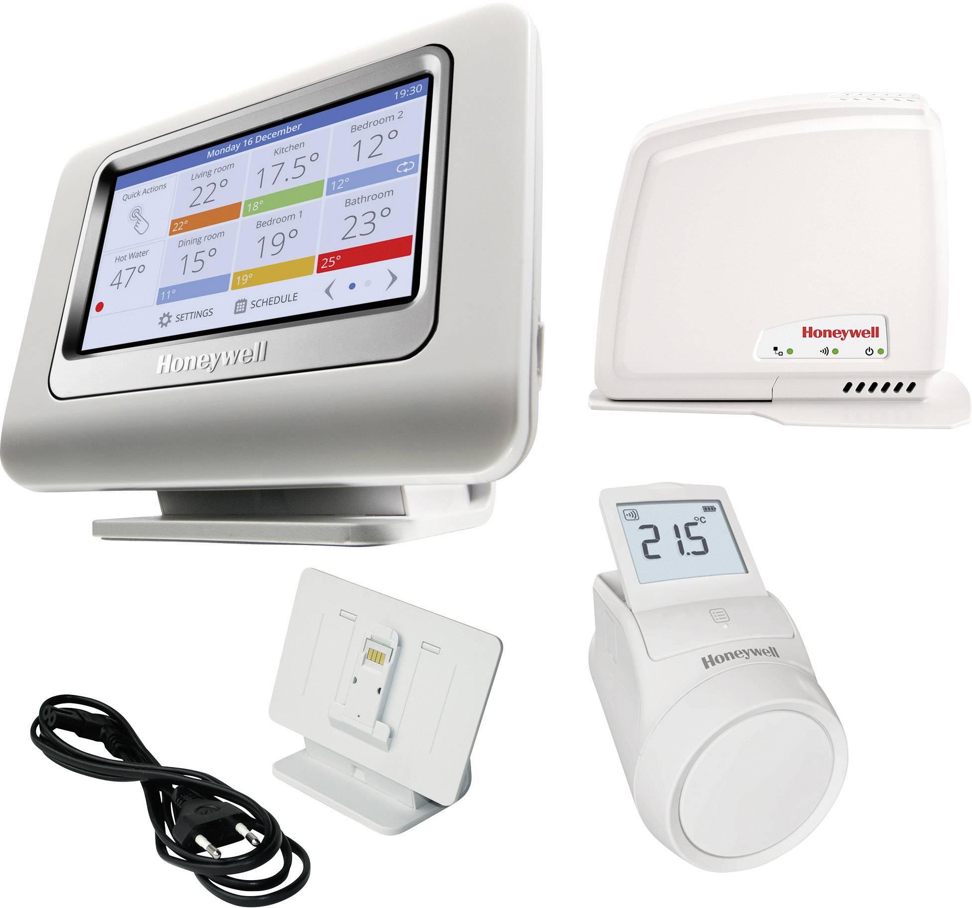 Základní sada pro dálkové ovládání topného systému Honeywell evohome, THR992GRT