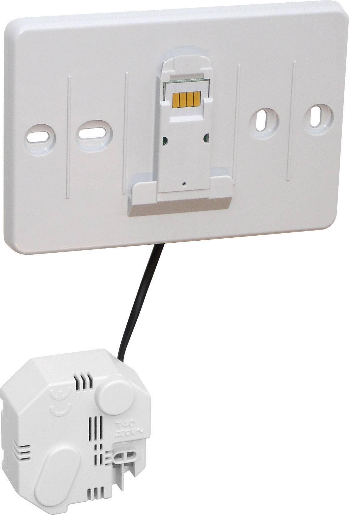 Držák na zeď pro ovládací jednotku systému Honeywell evohome, ATF300