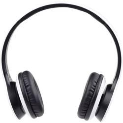 Bluetooth sluchátka Gembird BHP-BER-W, bílá