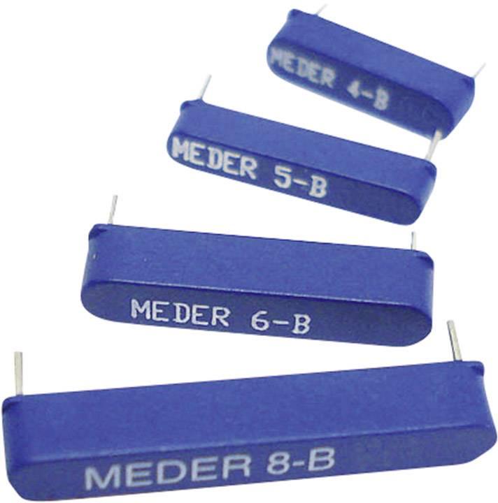 Jazyčkový kontakt StandexMeder Electronics 2206040002, 1 spínací, 170 V/DC, 170 V/AC, 0.5 A, 10 W
