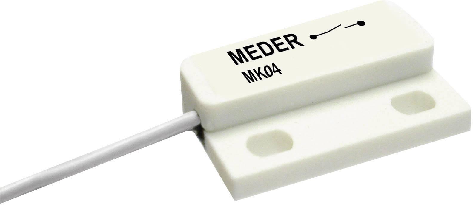 Jazyčkový kontakt StandexMeder Electronics 2243711054, 1 spínací, 180 V/DC, 180 V/AC, 0.5 A, 10 W