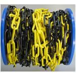 DH plastová kazeta, Ø 6 mm, černá, žlutá, 25 m.
