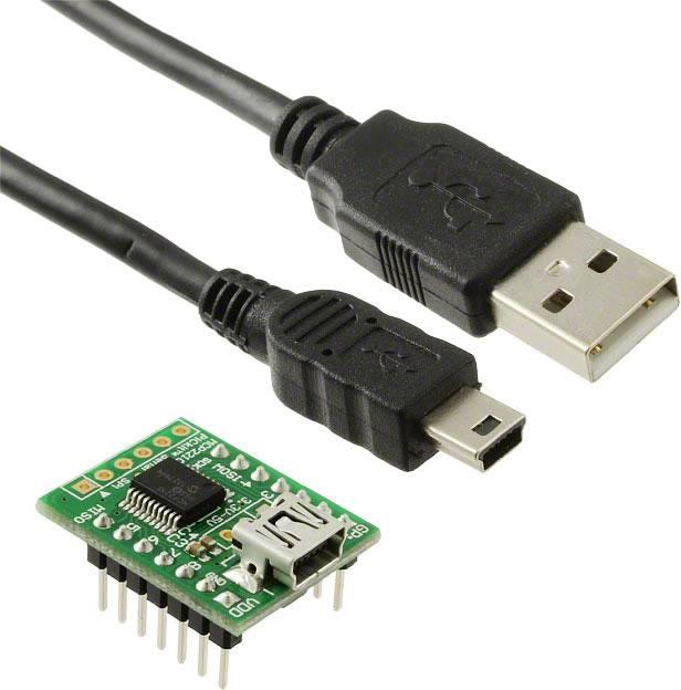 Vývojová doska Microchip Technology ADM00419