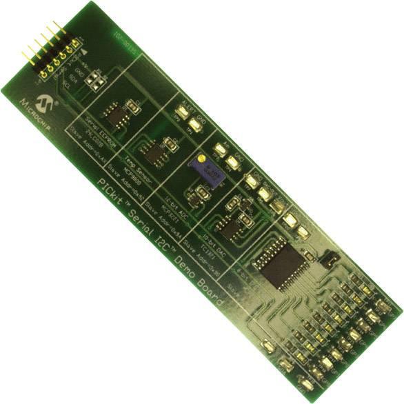 Vývojová doska Microchip Technology PKSERIAL-I2C1