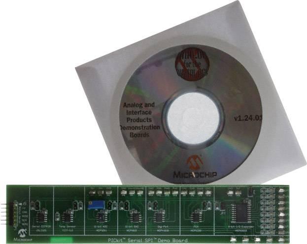 Vývojová deska Microchip Technology PKSERIAL-SPI1