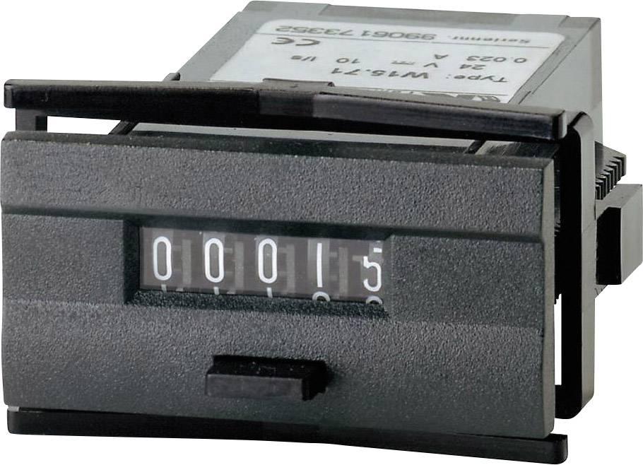 Čítač impulzov Kübler 230 V/AC, Typ W15.51