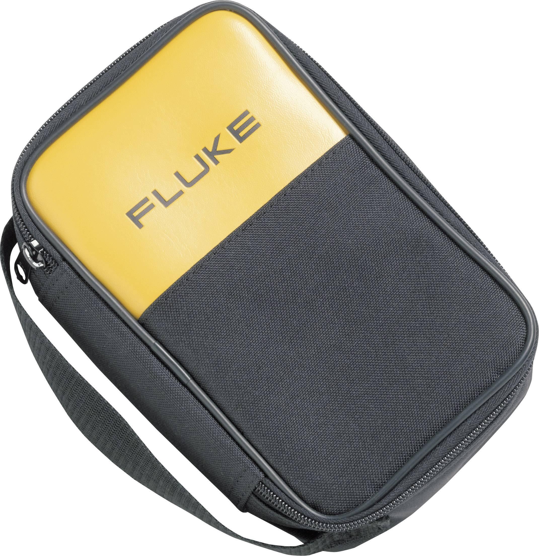 Přepravní pouzdro Fluke C35, vhodný pro DMM Fluke řady 11x, 170 a jiné měřicí přístroje obdobného formátu.