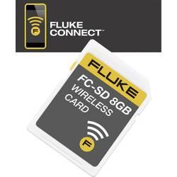 Fluke FLK-FC-SD CARD 4463628, vhodné pre Fluke Connect ™ FLK-3000 série FC a meracie moduly FC