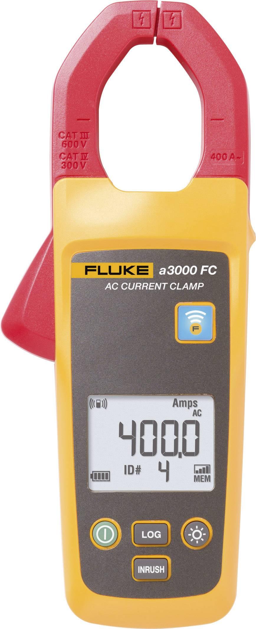 Modul bezdrátového klešťového ampérmetru Fluke FLK-a3000 FC, Fluke Connect, 4401588