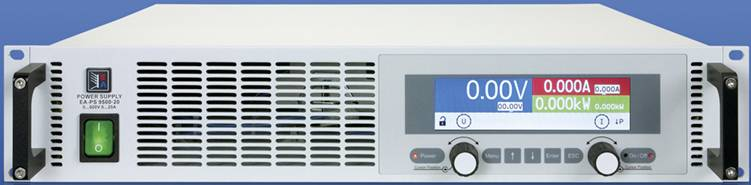 Laboratórny zdroj s nastaviteľným napätím EA Elektro-Automatik EA-PS 9750-06 2U