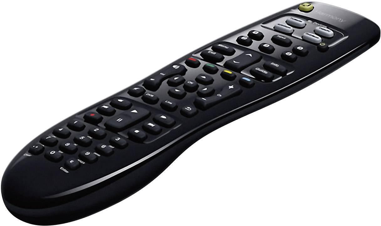 Univerzálne diaľkové ovládanie Logitech Harmony® 350, čierna