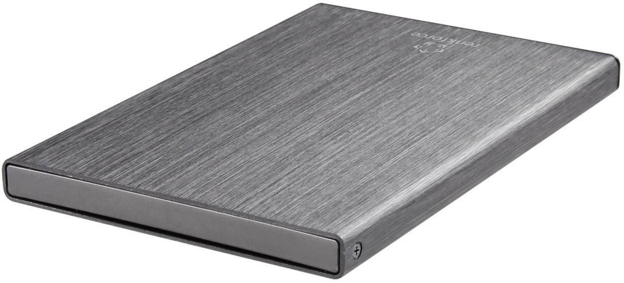 """Kryt na SATA pevný disk Renkforce, 2,5"""", USB 3.0, HDA272A3P"""