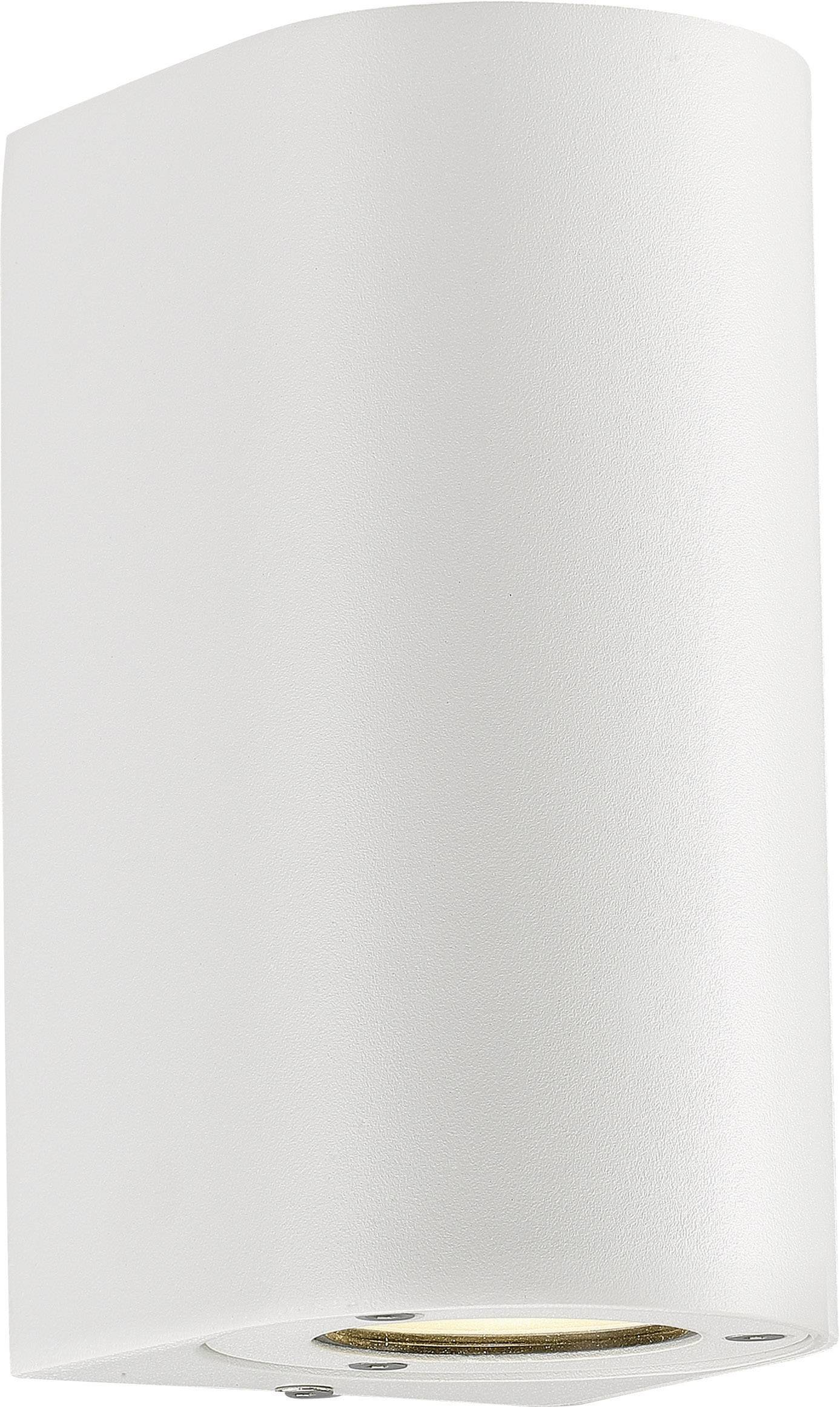 Vonkajšieosvetlenie Nordlux Canto Maxi 77561001, GU10, 70 W, hliník, biela