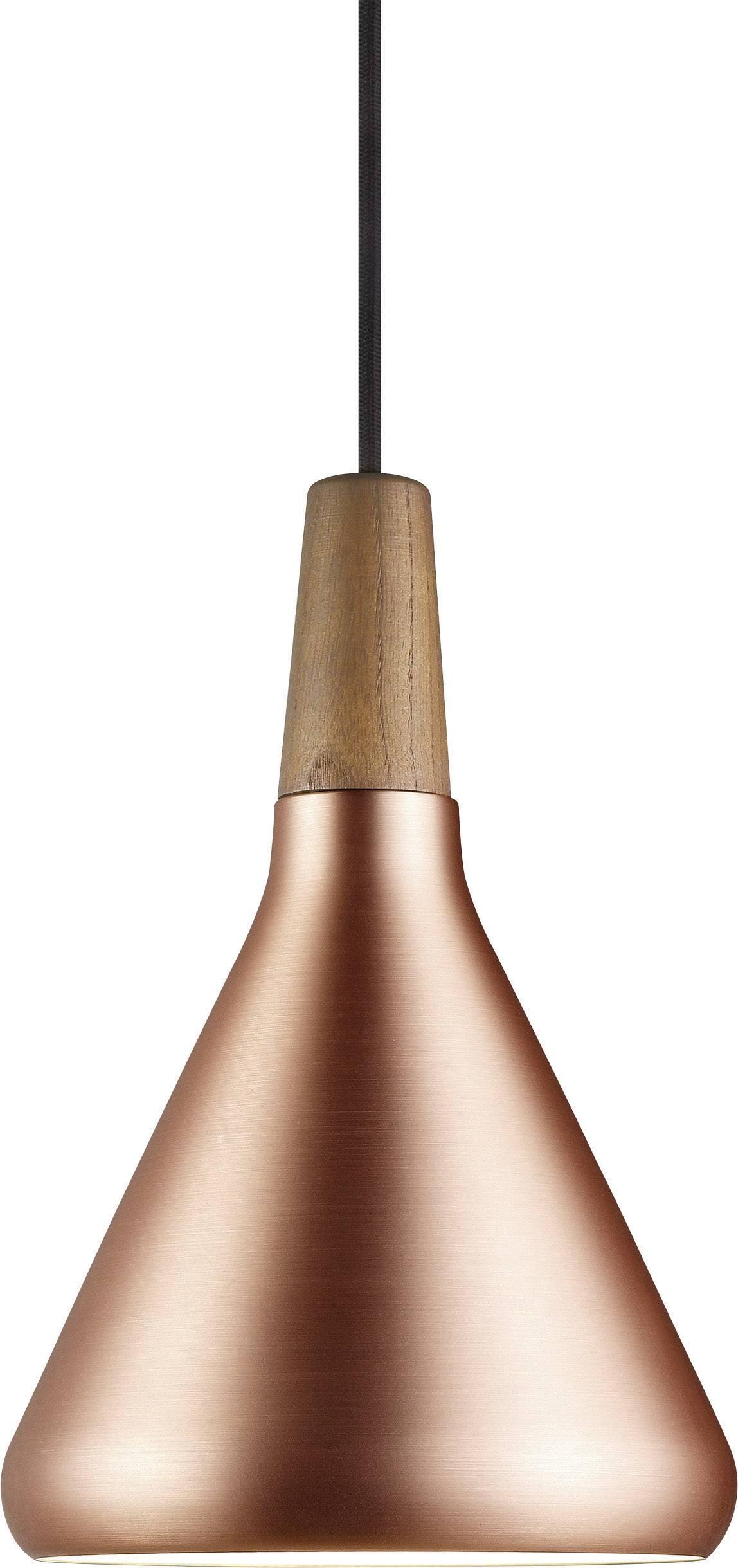 Závěsné svítidlo Nordlux Float 18, 78203030, 60 W, E27, Ø 18 cm, 27 cm, měď