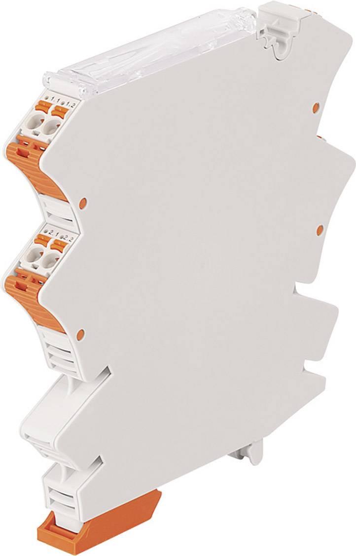 Modulární prázdné pouzdro s předmontovanou pružinovou svorkovnicí picoMAX® WAGO 2857-101 1 ks