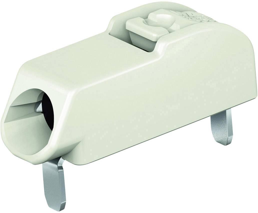 Svorkovnice pro desku plošných spojů 1 WAGO 2060-1401/998-404, AWG 24-18, světle zelená