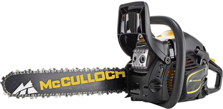 Benzínová řetězová pila McCulloch CS 450 Elite, 2 kW / 2,72 PS, délka čepele 450 mm
