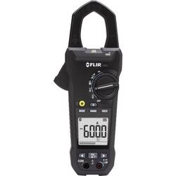 Digitálne/y prúdové kliešte, ručný multimeter FLIR CM83