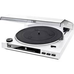 USB gramofón Dual DT 210 weiß s remienkovým náhonom, biela